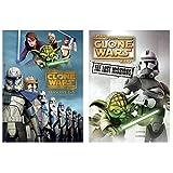 Star Wars Clone Wars: Complete Series Seasons 1-6 DVD Box Set