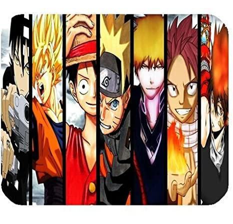 Soul Eater Katekyo Hitman Reborn One Piece Bleach Kurosaki