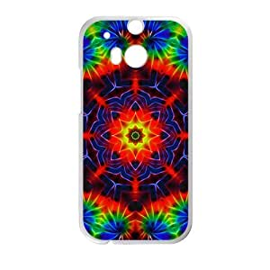 Shining Flowers Bestselling Creative Stylish High Quality Hard Case For HTC M8