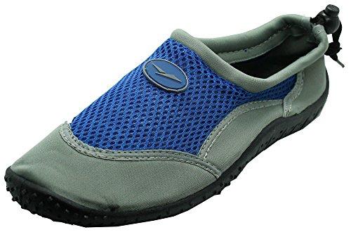 water-shoes-comfortable-aqua-socks-for-pool-beach-lake-yoga-exercise-with-drawstring-closure-for-sec