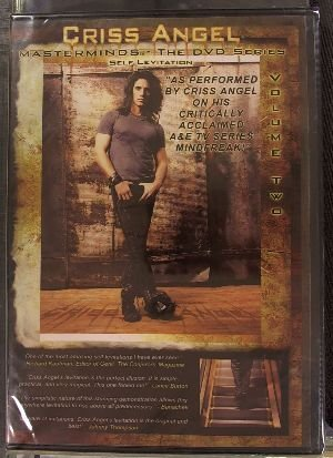 Criss Angel: Masterminds Volume Two by Criss Angel (Self Levitation)