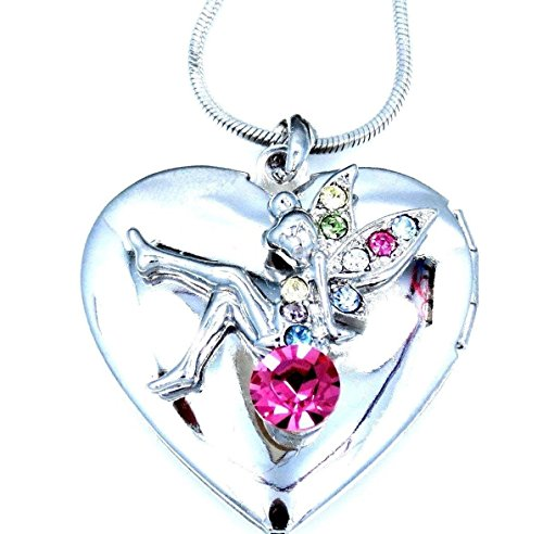 Tinkerbell Locket - 8