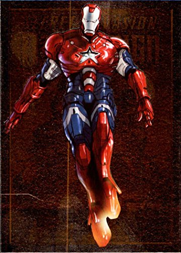 2014 Marvel Universe #64 Iron Patriot Norman Osborn