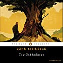 To a God Unknown Audiobook by John Steinbeck, Robert DeMott (introduction) Narrated by Jonathan Davis