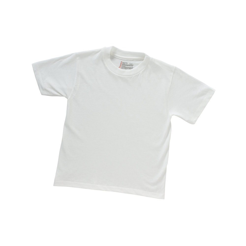 Hanes ComfortSoft Tagless BoysCrewneck T-Shirt 3-Pack