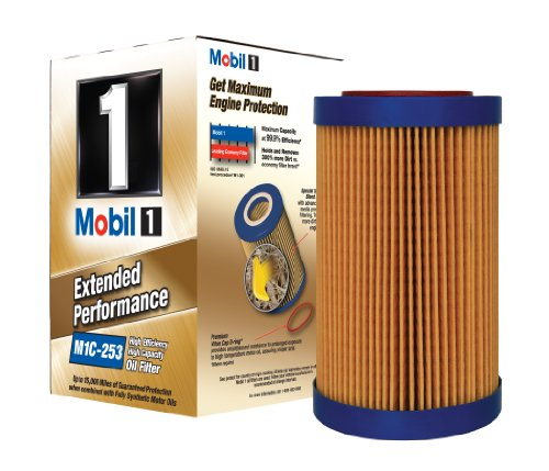 Price comparison product image Mobil 1 M1C-253 Extended Performance Oil Filter (Pack of 2)