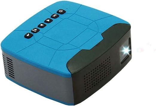 TMA Proyector, Mini Proyector PortáTil para El Hogar, Proyector ...