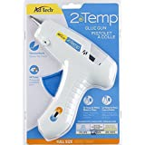 AdTech Two Temp Hot Glue Gun for Crafting and DIY/ Two Temperature/Dual Temp for Heavy-Duty AND Delicate projects/Item #0453
