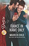 Fiancé in Name Only (Harlequin Desire) by  Maureen Child in stock, buy online here