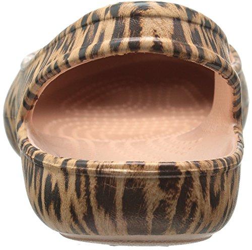 Crocs Kvinners Olivia Ii Grafisk W Flat Leopard