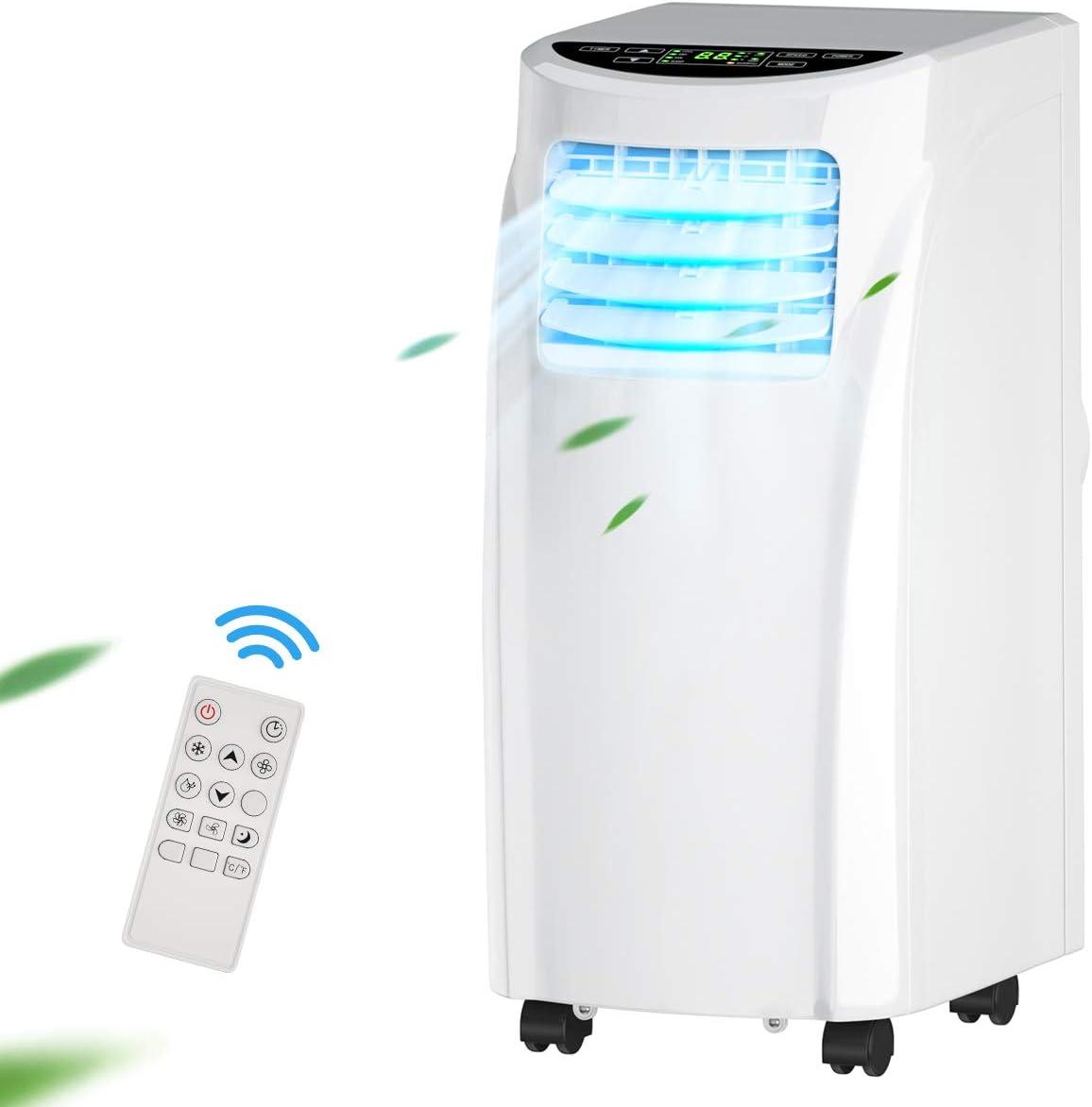 COSTWAY Portable Air Conditioner, 8000 BTU