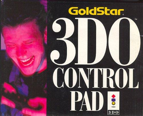 Goldstar 3DO Control Pad