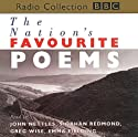 The Nation's Favourite Poems Radio/TV Program by BBC Audiobooks Narrated by John Nettles, Siobhan Redmond, Greg Wise, Emma Fielding