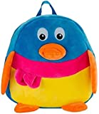 CLICK4DEAL Nursery Kid's Cotton Soft Stuffed Duck Bag (Multicolour, XX-Small)