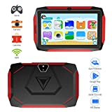 Kids Tablet, 7 inch Android 9.0 Children's Tablet, 1GB RAM+16GB ROM, Parental Control, iWawa pre-Installed, 40+ Learning, Training Games Apps, WiFi Kids Tablet with Extra 32GB Micro SD Card