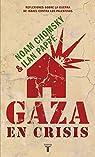 Gaza en crisis par Chomsky