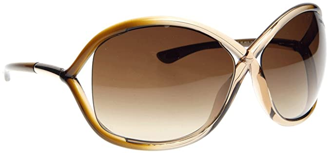 281390eb3d Image Unavailable. Image not available for. Colour  Tom Ford Whitney FT0009  74F Womens Sunglasses