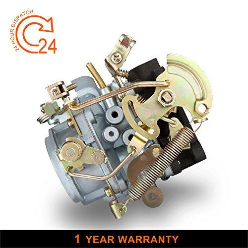 AutoHorizon Carburetor Carb For Nissan Pulsar Sunny Truck 16010-H1602 / 16010-H1602-A12 For Engine: Nissan A12