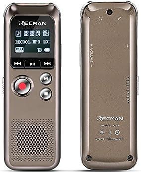 TNP 8GB Portable Audio Sound Digital Voice Recorder