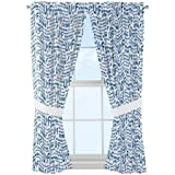 NCAA Florida Gators ''Anthem'' Window Curtain Panels - Set of 2 - 36'' x 48''