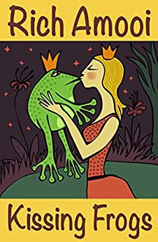 Kissing Frogs by [Amooi, Rich]