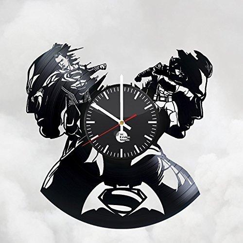 Amazon Com Fun Door Batman Vs Superman Art Vinyl Record
