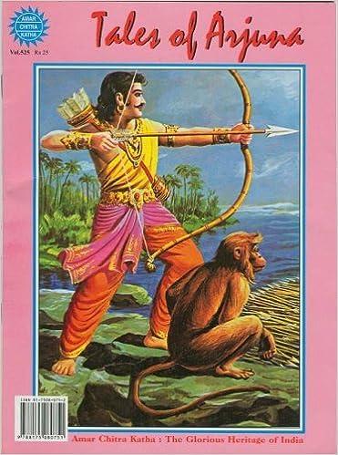 Buy Tales Of Arjuna Amar Chitra Katha Book Online At Low Prices In India Tales Of Arjuna Amar Chitra Katha Reviews Ratings Amazon In