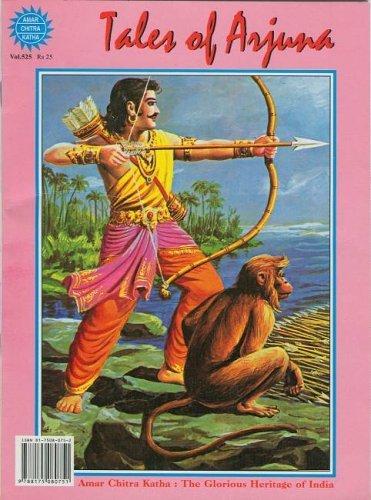 Download Tales of Arjuna ((Amar Chitra Katha) PDF ePub book