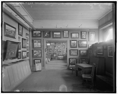 Photo: Detroit Photographic Company showroom,229 Fifth Avenue,New York - York New Avenue On 5th Stores City In