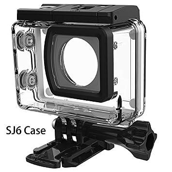 30M Unterwasser Kameragehäuse Tauchen Kamera-Fall für SJ4000 Videokamera