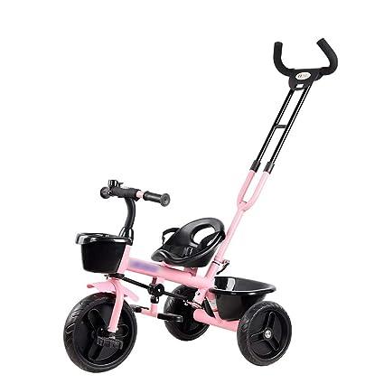 Jian E E-Carro Triciclo Infantil Pedal para niños Bebé ...
