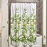 InterDesign 36524 Anzu Fabric Shower Curtain  - Standard, 72