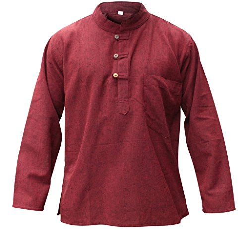 SHOPOHOLIC FASHION – Camisa casual – para hombre