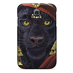 S4 Scratch-proof Protection Case Cover For Galaxy/ Hot Desert Queen Phone Case