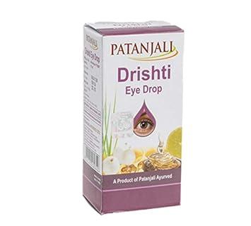 Amazon com: Baba Ramdev Patanjali Divya Drishti Eye Drop