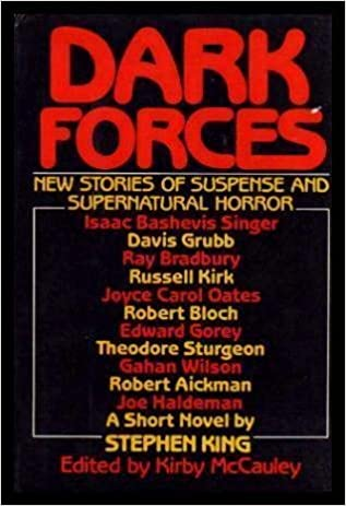 Dark Forces New Stories Of Suspense And Supernatural Horror Kirby McCauley 9780354044653 Amazon Books