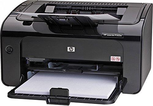 HP LaserJet Pro (P1102w) ePrint Mono Laserdrucker (A4, Drucker, Wlan, USB, 600x600) schwarz