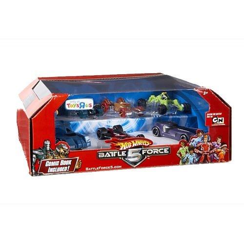 hot wheels battle force 5 - 7