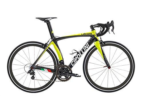 Cipollini LOGOS Road Bike, Yellow Fluo, 50.5cm/X-Small For Sale
