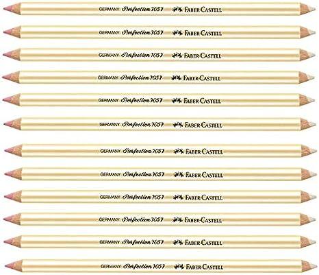 VE = 12 Holzgefasst Effacer Perfection 7057 RO//WE