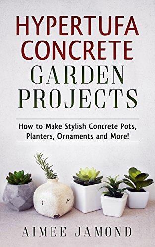 Hypertufa Concrete Garden Projects How To Make Stylish Concrete