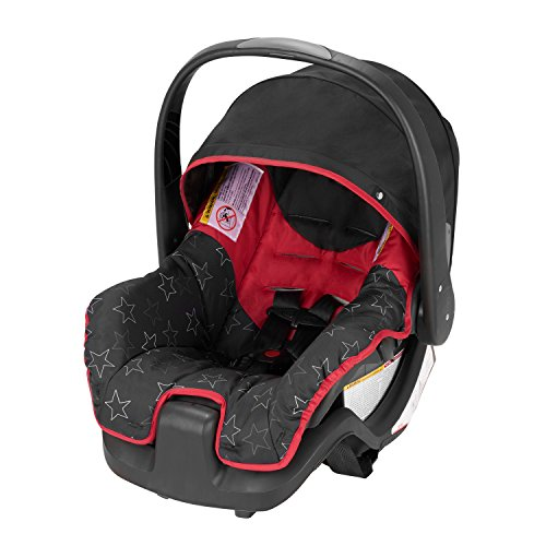 - Evenflo Nurture Infant Car Seat, Parker