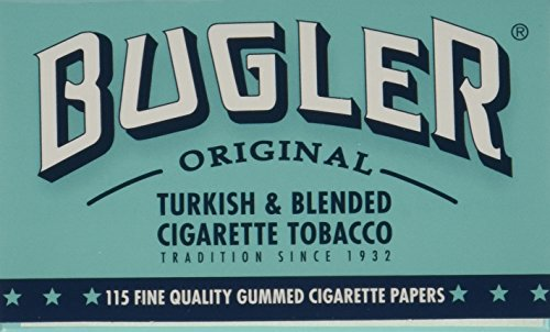 Bugler Cigarette Rolling Paper Gummed Box of - Papers Cigarette Rolling