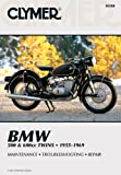 BMW 500 and 600cc Twins, 1955-1969, Eric Jorgensen and Penton Staff, 0892872241
