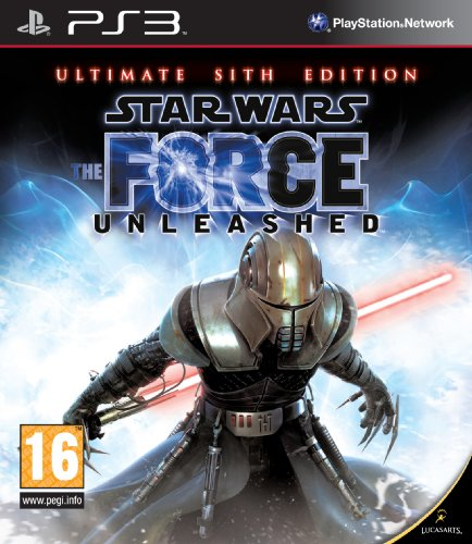 Star Wars Force Unleashed Ul Sith Ed (PS3) [UK IMPORT]