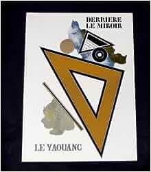 Derriere le miroir no 176 le yaouanc maeght editeur for Application miroir pc