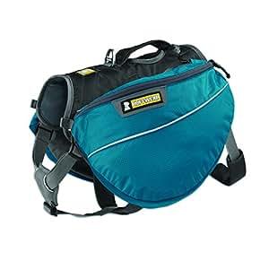 Ruffwear - Approach Pack, color pacific blue, talla S
