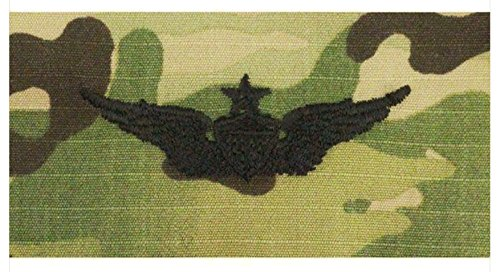 Vanguard Army Embroidered Badge ON OCP SEW ON: Aviator - Senior