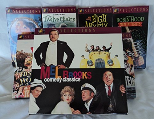 Mel Brooks Collector Set VHS product image