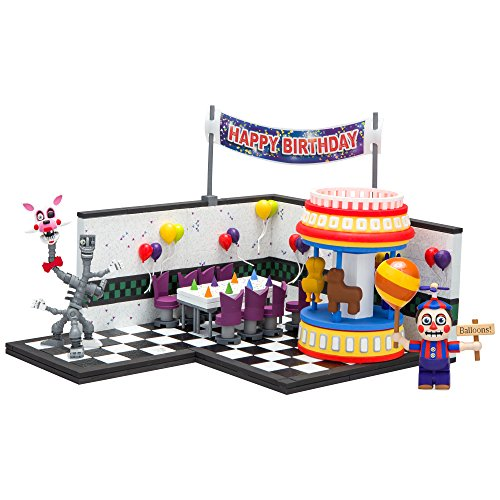 Five Nights at Freddys Large Construction Game